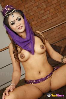 Oriental Indica is fucked until she gets cum